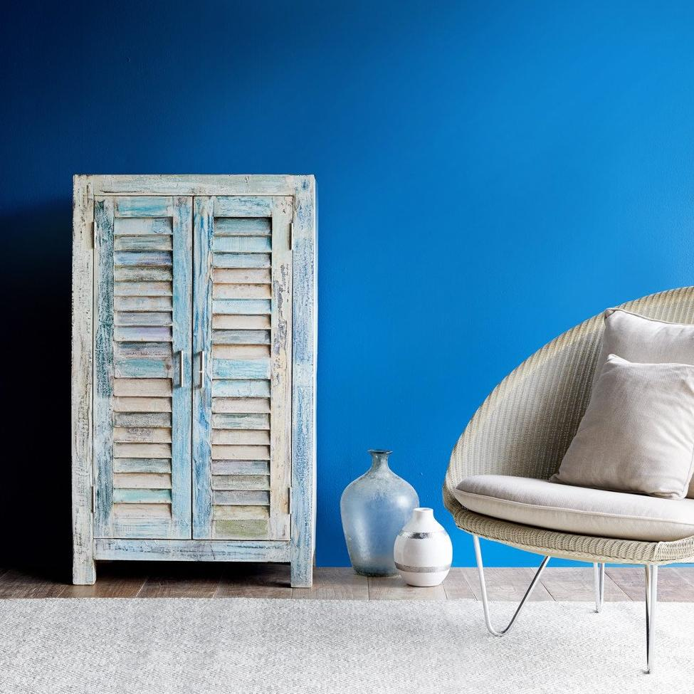Shutter Cabinet | 2 Doors-Nomad India-Originals Furniture