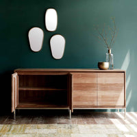 Teak Sideboard | Essential - 4 Doors - Originals Furniture