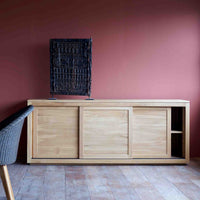 Oak Sideboard | Pure 3 Doors - Originals Furniture