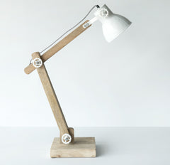 Ekerd Desk Lamp - White