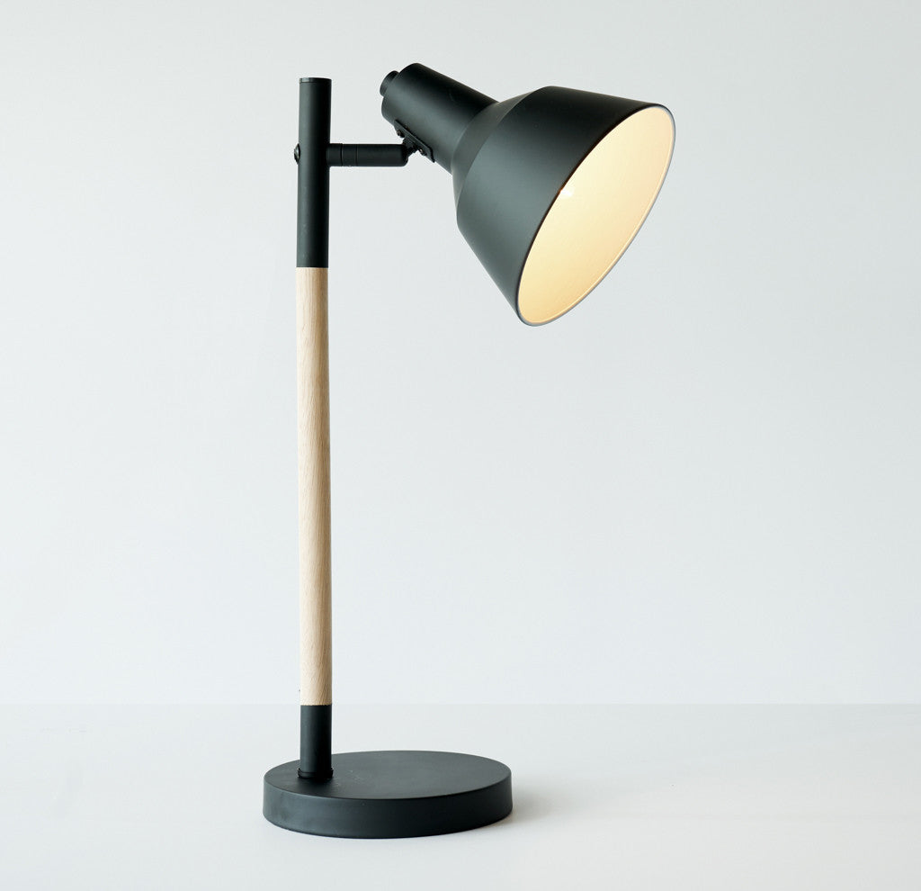Willena Desk Lamp - Black