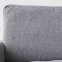 Fabric 2.5 Seater Sofa | Pensive - Weathered Grey