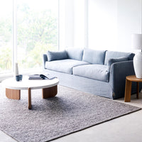Fabric 3 Seater Sofa | Prufrock - Fjord - Originals Furniture