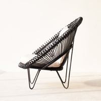 Cocoon Chair | Cruz - Black