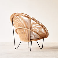 Cocoon Chair | Cruz - Natural - Originals Furniture