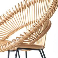 Dining Chair | Curly - Natural - Originals Furniture