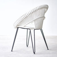Dining Chair | Curly - White - Originals Furniture
