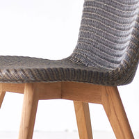 Dining Chair | Lily - Dark Grey Wash - Originals Furniture