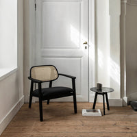 Pre-Order Lounge Chair | Titus - Black
