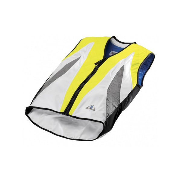 HyperKewl™ Evaporative Cooling VELO Cycling Vest - lime