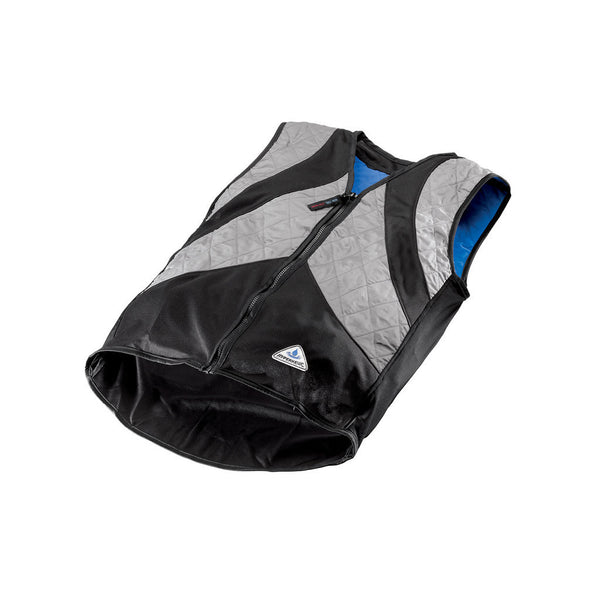 HyperKewl™ Evaporative Cooling PEAK Cycling Vest - silver