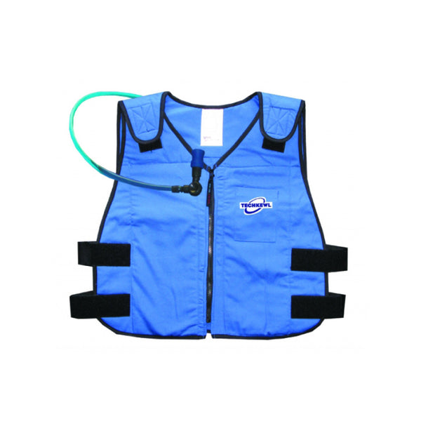 TECHKEWL™ Phase Change Cooling Vest with Gulpz™ Hydration System