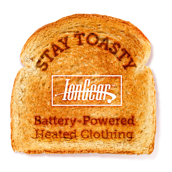 Stay toasty with IonGear™ warming clothing advert