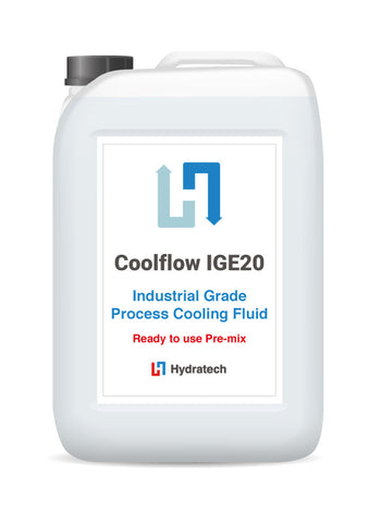 Coolflow IGE20 -  Ready-To-Use Industrial Glycol Antifreeze for HVAC systemsSecondary Refrigerant Antifreeze-hydratech