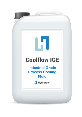 Coolflow IGE - Industrial Glycol Antifreeze for RAC & HVAC systemsSecondary Refrigerant Antifreeze-hydratech