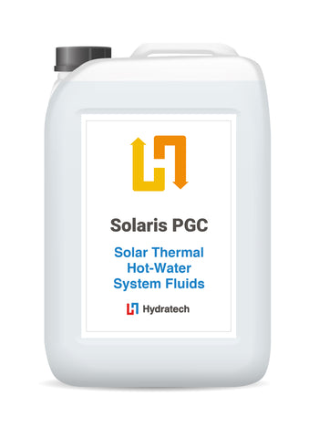 Solaris PGC - Propylene Glycol Solar FluidSolar Thermal Fluid with Antifreeze-hydratech