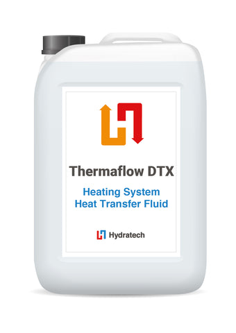 Thermaflow DTX - Non Toxic Heat Transfer Fluid for Hot Water Heating SystemsHeating Systems-hydratech
