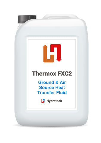 Thermox FXC2 - Vegetable Based Geothermal & Air Source FluidGround & Air Source Heat Transfer Fluids-hydratech