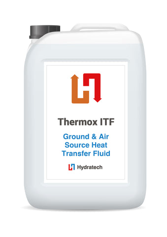 Thermox ITF - Industrial Grade Ground & Air Source Heat Transfer FluidGround & Air Source Heat Transfer Fluids-hydratech