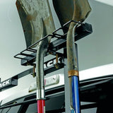SUPPORT POUR OUTILS (5 OUTILS)||LANDSCAPE TOOL HOLDER - 5 TOOL