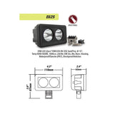Lampe 2 LEDs - Projecteur || 2 LED Lamp - Projector