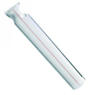 Bar magnifier red line