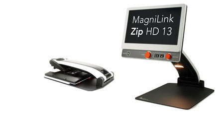 "Magnilink Zip 720p 13"" Integrated Monitor"