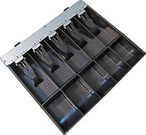 APG Vasario Plastic Till for Cash Drawer VPK-15B-2A-BX