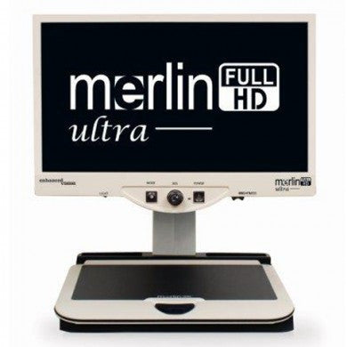 "Merlin Ultra HD 24"" Flat Panel Monitor"