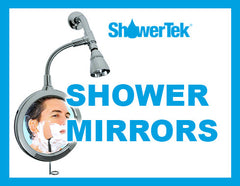 Fog-Proof Shower Mirrors