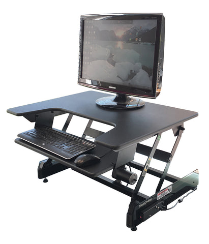 Stand Choice Electric Sit-Stand Desk - FLASH SALE! WHILE SUPPLIES LAST. $100 OFF