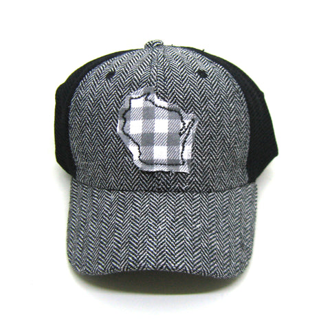 Full Coverage Hats and Seasonal Herringbone Truckers