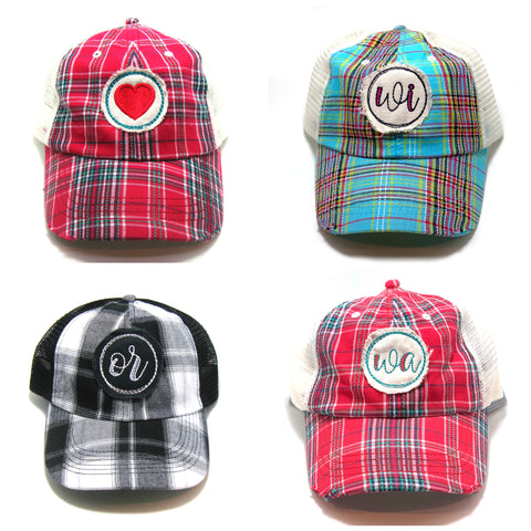 Plaid Truckers