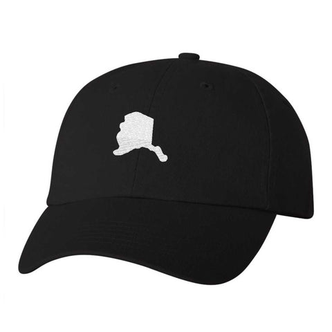 Alaska Hat - Classic Dad Hat - Many Color Combinations