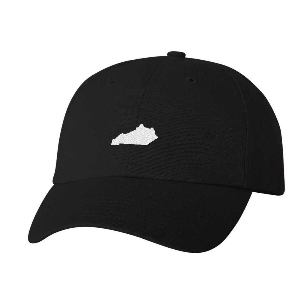 Kentucky Hat - Classic Dad Hat - Many Color Combinations
