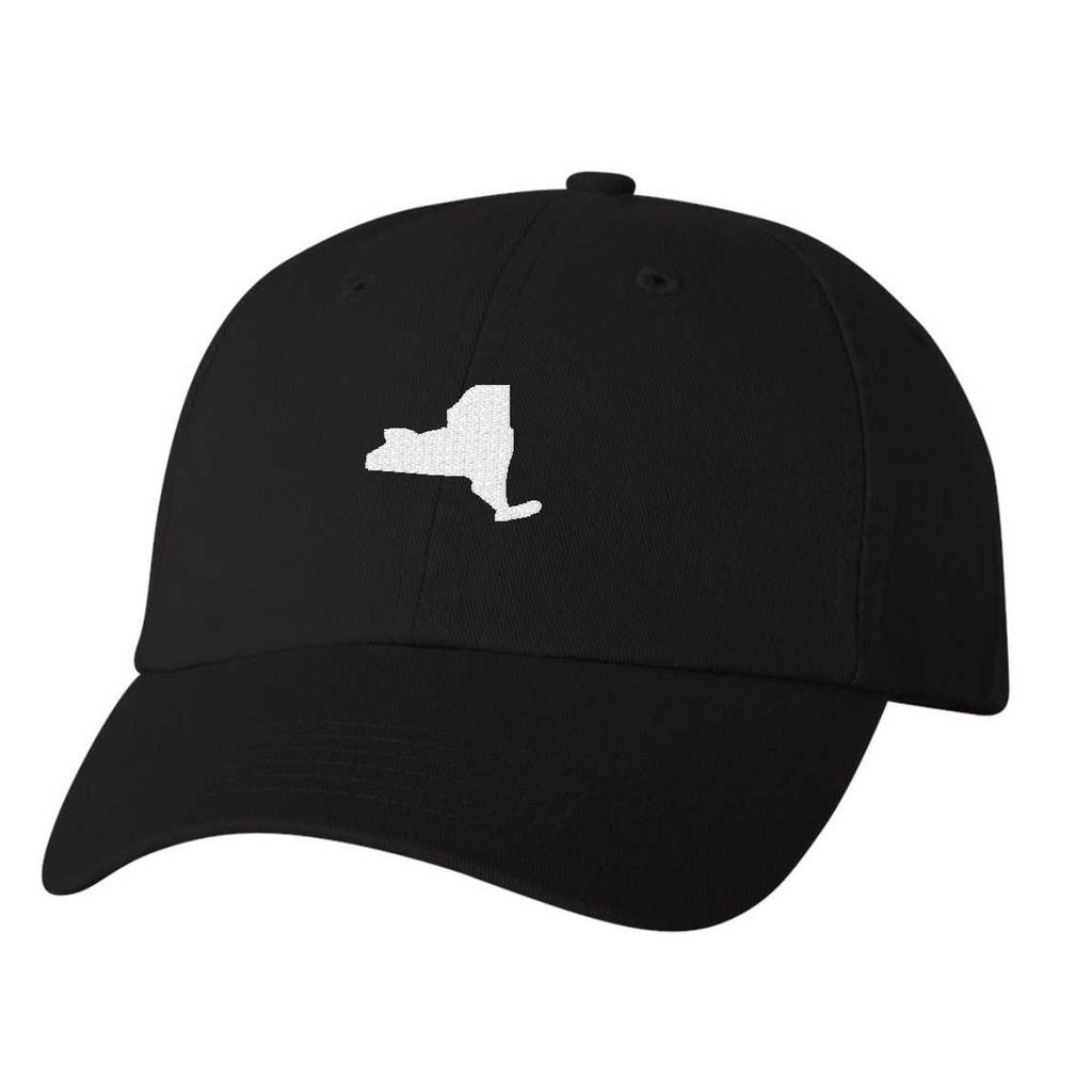 New York Hat - Classic Dad Hat - Many Color Combinations