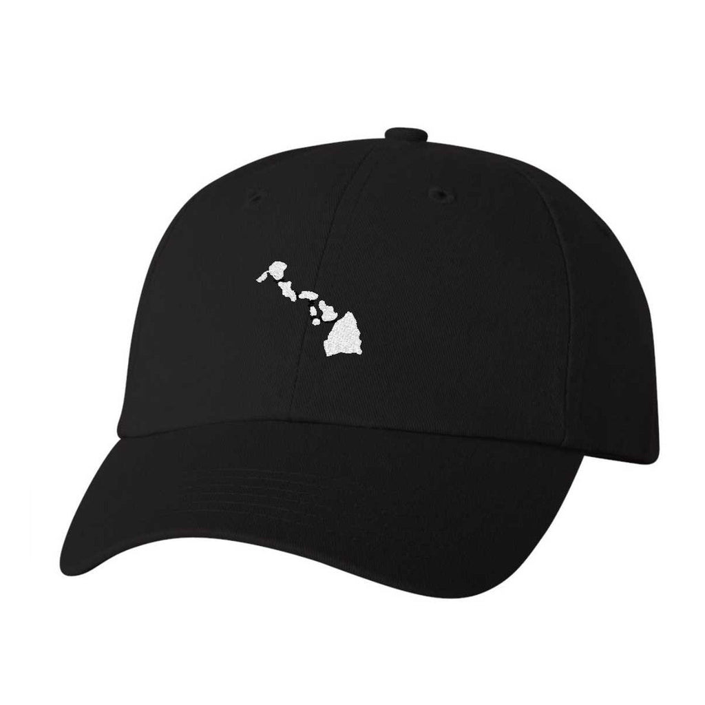 Hawaii Hat - Classic Dad Hat - Many Color Combinations