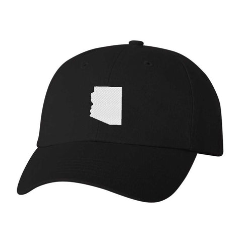 Arizona Hat - Classic Dad Hat - Many Color Combinations