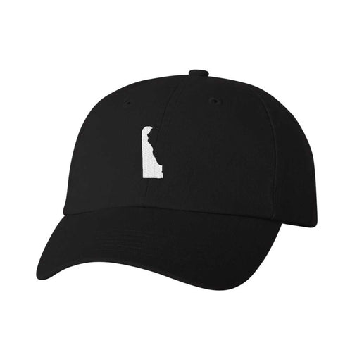 Delaware Hat - Classic Dad Hat - Many Color Combinations