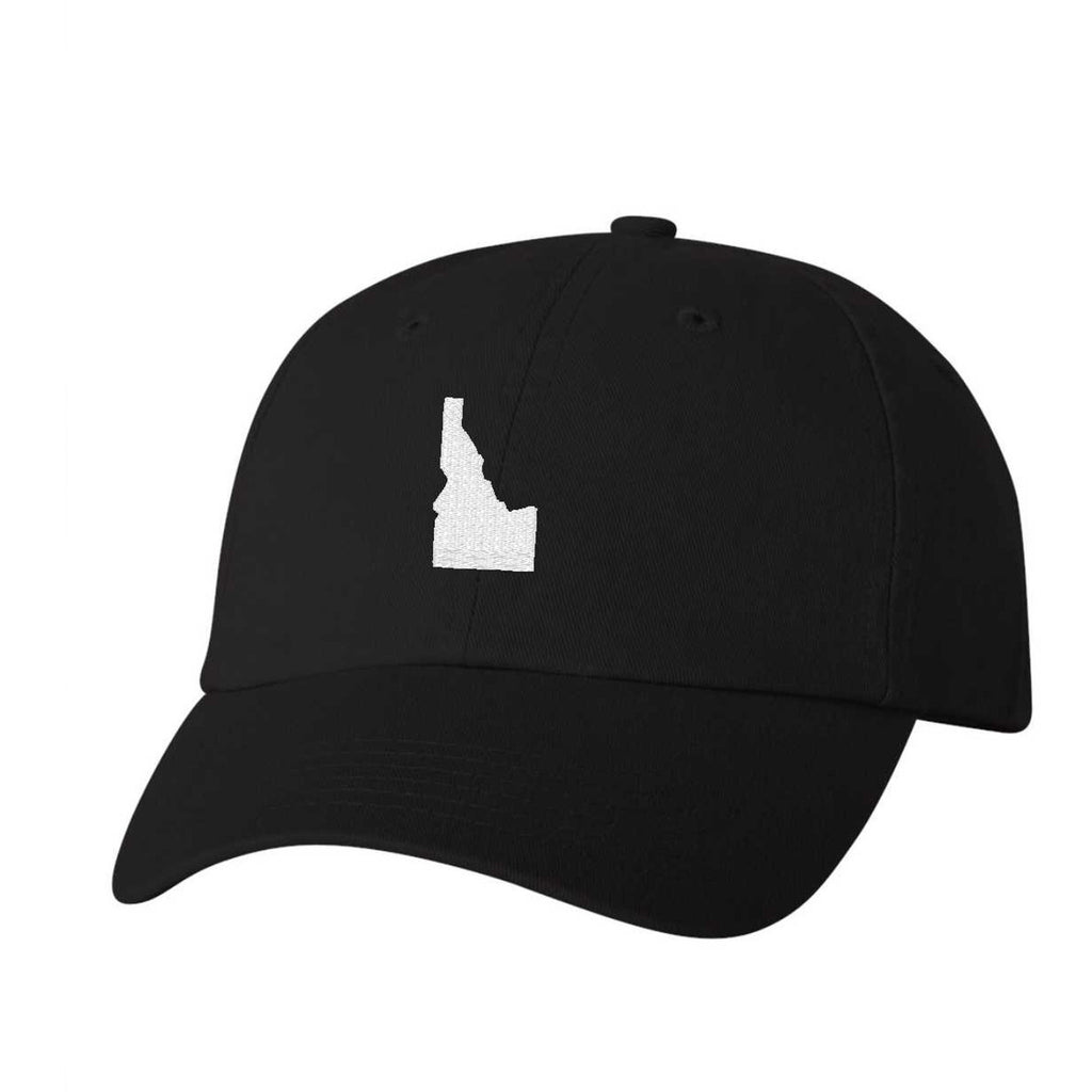 Idaho Hat - Classic Dad Hat - Many Color Combinations