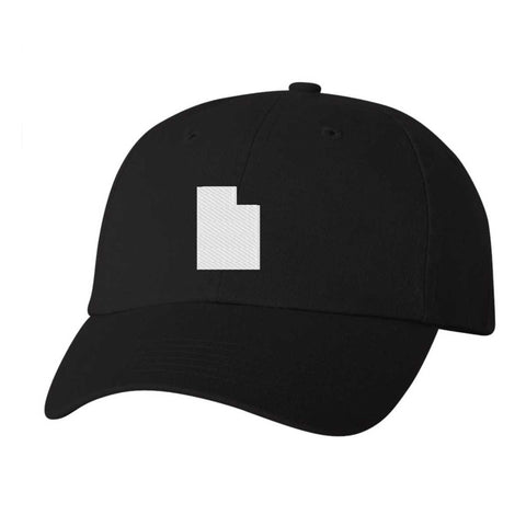 Utah Hat - Classic Dad Hat - Many Color Combinations