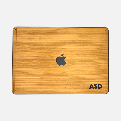 (TEST) MacBook Wood