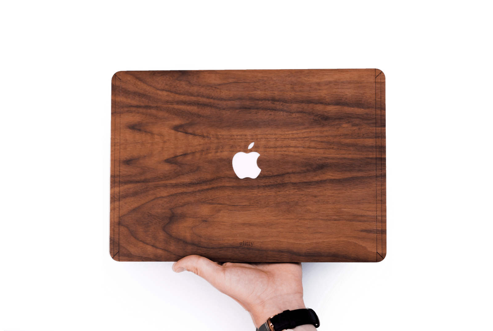 Walnut – Glitty for MacBook