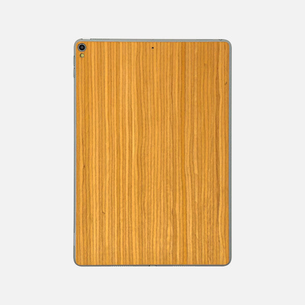 Wood iPad Cover. Hand-made iPad Wood Skins.