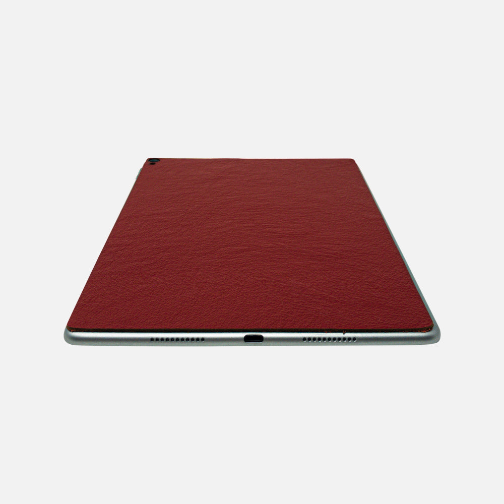 Leather iPad Skins. Hand-made iPad Leather Cover.
