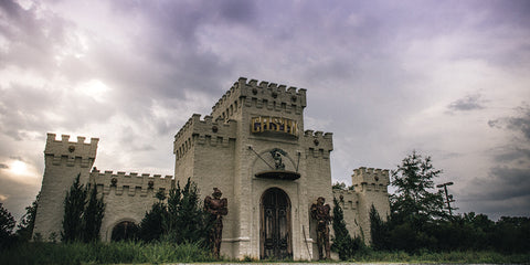 Abandoned Club Castle 1