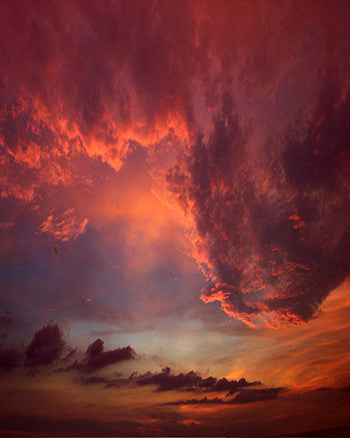 Drama Clouds by Grace Dillon
