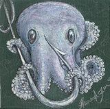 Octopus with Hook