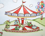Mouse Fair: Leap Frog Carousel
