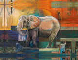 Quartet: Elephant by Linda Mitchell